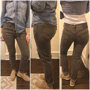 Grey-black 511 29x30 Levi's skinny slim straight